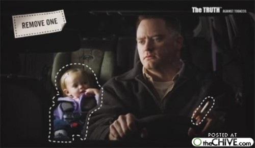 anti smoking advertising 5 Clever and impactful anti smoking ads, Part 3 (14 photos)