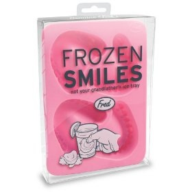 Fred Frozen Smiles Ice Cube Tray