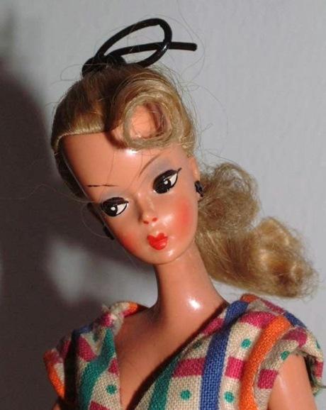 Small Bild-Lilli Doll