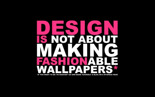 50 Great Wallpapers about Design - Design was here2