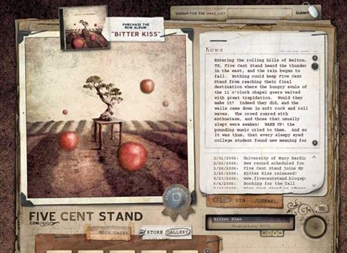 Five Cent Stand - screen shot.