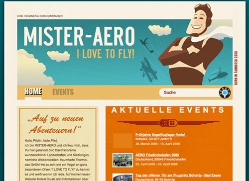 MISTER-AERO - screen shot.