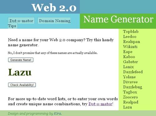 namegenerator
