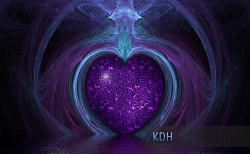 Purple Heart inspiration